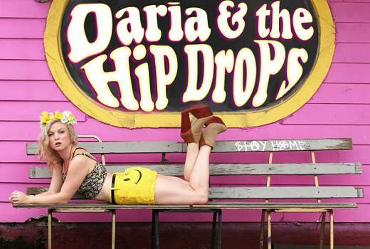 Daria & the Hip Drops