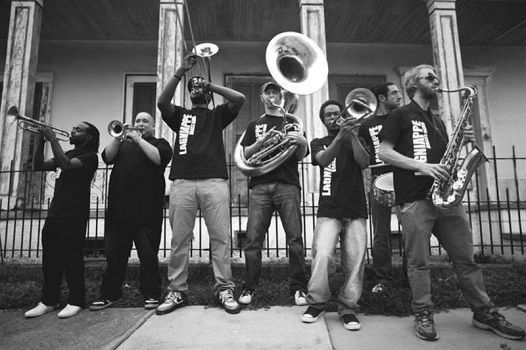Lagniappe Brass Band