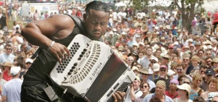 Dwayne Dopsie & the Zydeco Hellraisers