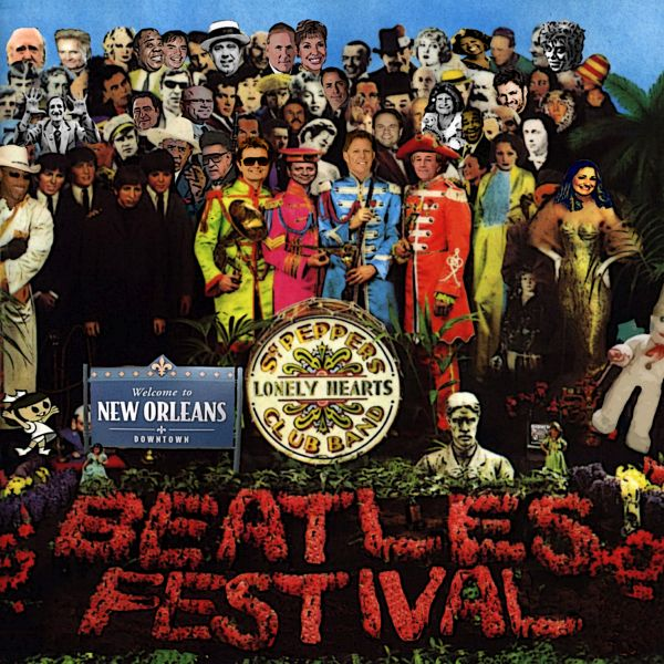 New Orleans Beatles Festival: featuring Chuck Credo & The Topcats