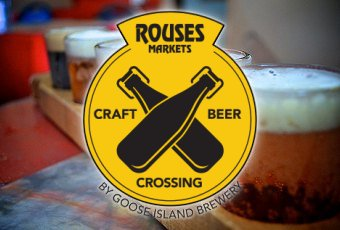 Rouses Craft Beer Crossing by Goose Island Brewery
