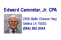 Edward Camnetar, Jr. CPA